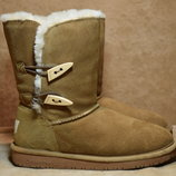 Угги Bearpaw Abigail сапоги ботинки зимние овчина. Оригинал. 38 р./24 см.