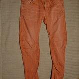 Темно-Розовые фирменные джинсы G-star ARC 3D Slim Coi Голландия 33/32.