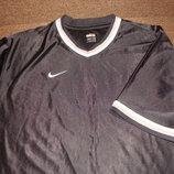 большая мужская футболка Nike оригинал L 52 56 рост 183 см