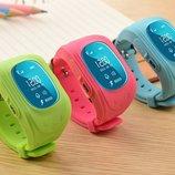 Акция Smart Baby Watch Q50, Детские смарт часы