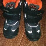 Зимние термо ботинки B&G, стелька 14,5