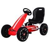 Педальная машинка Карт M 3659E-3
