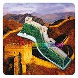 Трёхмерный конструктор - головоломка Великая китайская стена 4 уровень сложности Акция