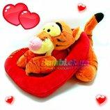 Мягкая игрушка Любовь Тигрули. Disney , 25 см из м/ф Винни-Пух и все-все-все студии Дисней Акци
