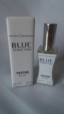 Antonio Banderas Blue Seduction for Men тестер 60 мл для мужчин