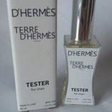 Hermes Terre D Hermes тестер 60 мл для мужчин