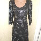 Платье из стрейчевой тткани