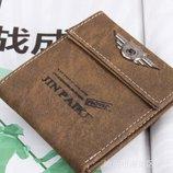 Мужской кошелёк портмоне кошелек подарок к новому году