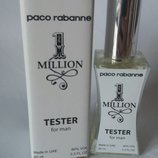 Paco Rabanne 1 Million тестер 60 мл для мужчин
