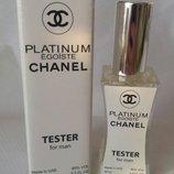 Chanel Egoiste Platinum тестер 60 мл для мужчин