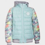 Курточка для девочки Тюльпаны Тм Evolution Goldy