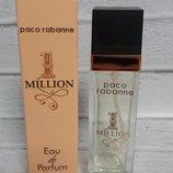 Paco Rabanne 1 Million edp 40 ml для мужчин