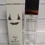 Paco Rabanne Invictus edp 40 ml для мужчин