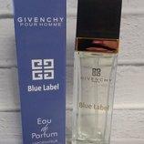 Givenchy Blue Label edp 40 ml для мужчин