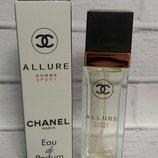 Chanel Allure Homme Sport edp 40 ml для мужчин
