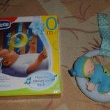 Музыкальный ночник для самых маленьких Chicco