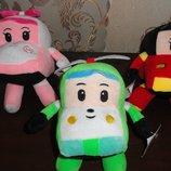 Мягкая игрушка ПОЛИ 3 вида
