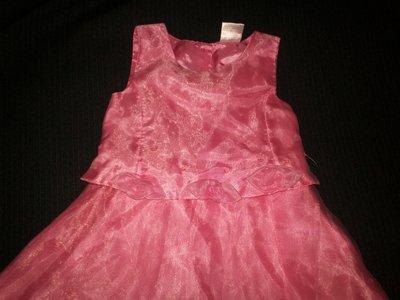 Нарядное платье Ladybird 3-4г