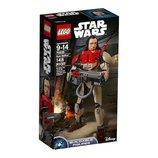 Конструктор LEGO Star Wars Constraction Baze Malbus Звездные войны Бэйз Мальбус