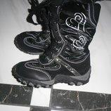 Чобітки для дівчинки деми чоботи сапоги