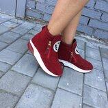 Женские ботинки - криперы