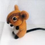 Мышонок Пик ручная работа 8.5см