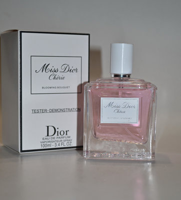 Тестер Christian Dior Miss Dior Cherie Blooming Bouquet 100 мл для женщин 329a86dfce4b3