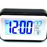Говорящие часы будильник At-608Tr