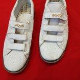 Кожаные кроссовки Adidas Forest Hills