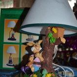 Сказочная Детская Настольная лампа,светильник,ночник Емс ГЕРМАНИЯ