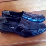 Туфли кожаные Paul Green Munchen,оригинал.