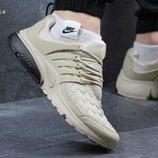 Кроссовки мужские Nike Air Presto TP QS beige