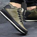 Кроссовки мужские New Balance 754 olive