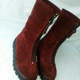 Женские сапоги/ботинки в зиме и деми