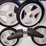 Stokke Crusi,Trailz Передние и Задние колеса на коляску стоки.Запчасти