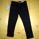 Детские теплые брюки на флисе для мальчика рр. 110-128 Beebaby Бибеби