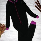 Флисовый человечек, слип пижама, комбинезон Crossbow, р. L