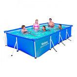 Каркасный бассейн Bestway 400х211х81 см 56405