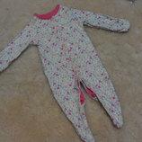 Человечек TU на новорожденную девочку 56 см