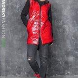 женская весенняя куртка парка кардиган Джоли в разных цветах Я 1122