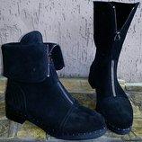 Женские сапоги ,ботинки 36-40р.Деми и Зима