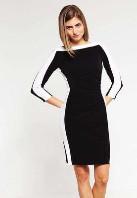 9ad5ebc64df Ralph Lauren черное платье с контрастным белым контуром 46-48 р ...