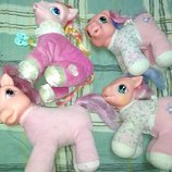 Цена за 4.hasbro my Little Pony Хасбро Май Литл Пони лошадка игрушка кукла опт