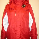 Новая теплая горнолыжная куртка на флисе X-Mail 52 -54 р. Сток