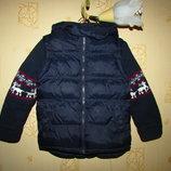 Куртка на мальчика 4-5-6 лет