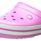 Кроксы crocs Crocband Clog раз. W11 - 26,5см