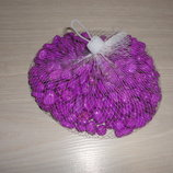 Камень декоративный 0.5 кг - цвет Сиреневый