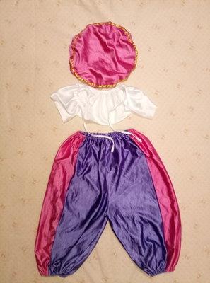 Карнавальный костюм пажа, мушкетера для мальчика 8-10 лет