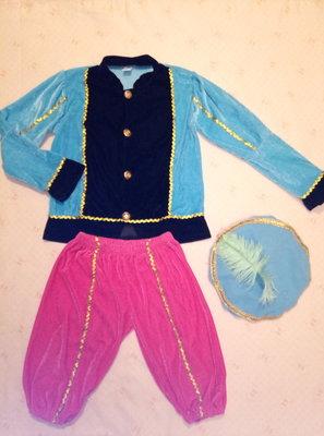 Карнавальный костюм пажа, мушкетера для мальчика рост 116см