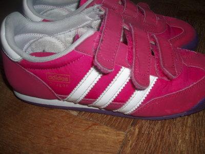 Кросівки для дівчинки розмір 1 31 Adidas  200 грн - спортивная обувь ... 6d273066a9590